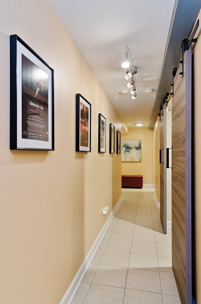 Real Estate Photography - 4619 N. Lawndale Ave #1, Chicago, IL, 60625 - Hallway