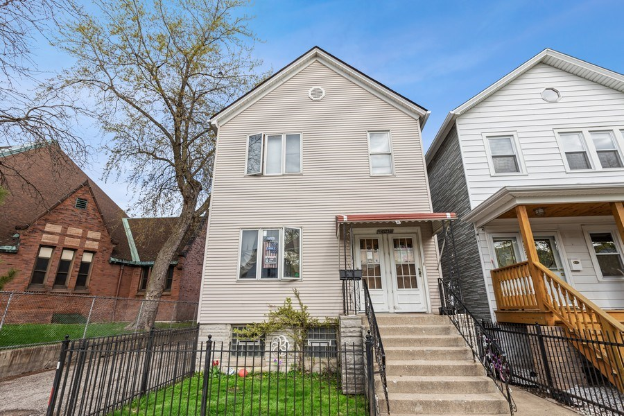 Real Estate Photography - 4523 S Lowe, Chicago, IL, 60609 - Front View