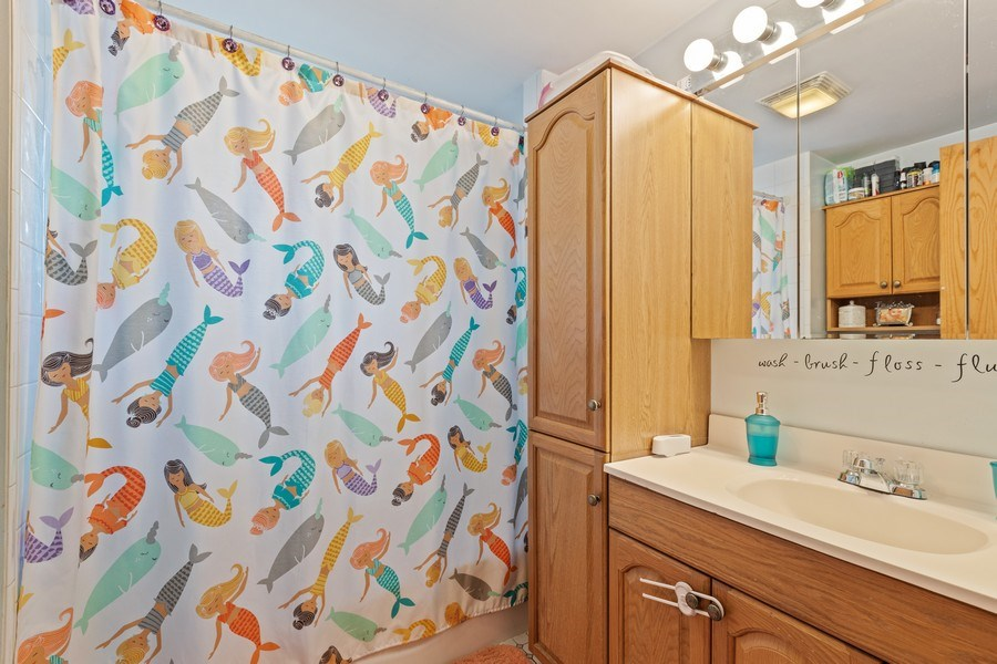 Real Estate Photography - 4523 S Lowe, Chicago, IL, 60609 - Bathroom