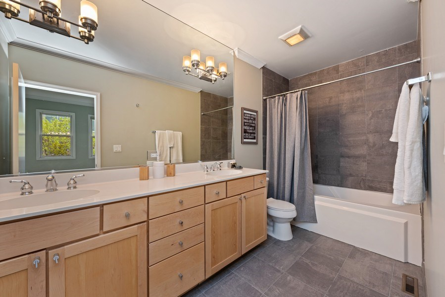 Real Estate Photography - 1012 N. Crosby, Chicago, IL, 60610 - Master Bathroom