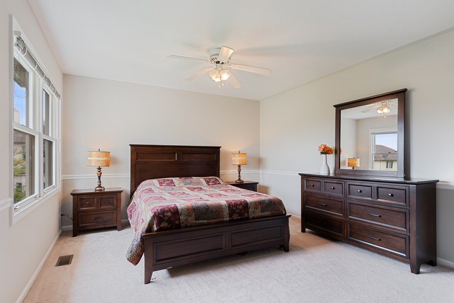 Real Estate Photography - 4924 Clearwater Ln, Naperville, IL, 60564 - 3rd Bedroom