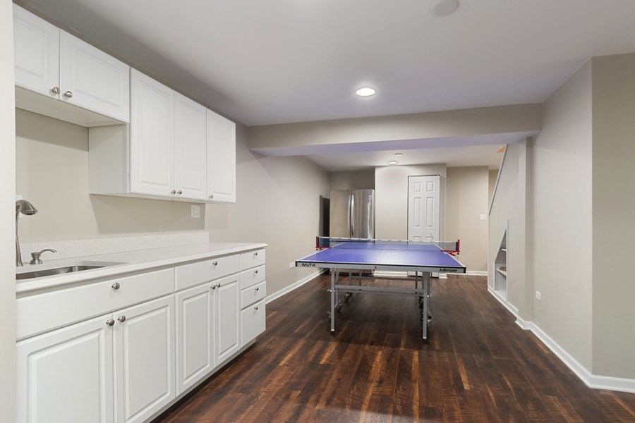 Real Estate Photography - 4924 Clearwater Ln, Naperville, IL, 60564 - Basement