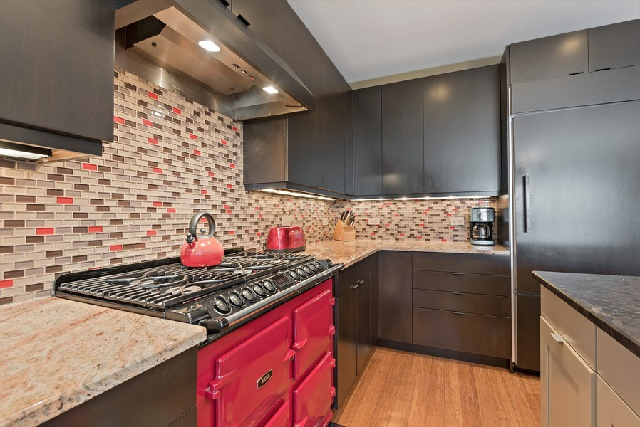 Real Estate Photography - 1651 W. Winona St., Chicago, IL, 60640 - Kitchen