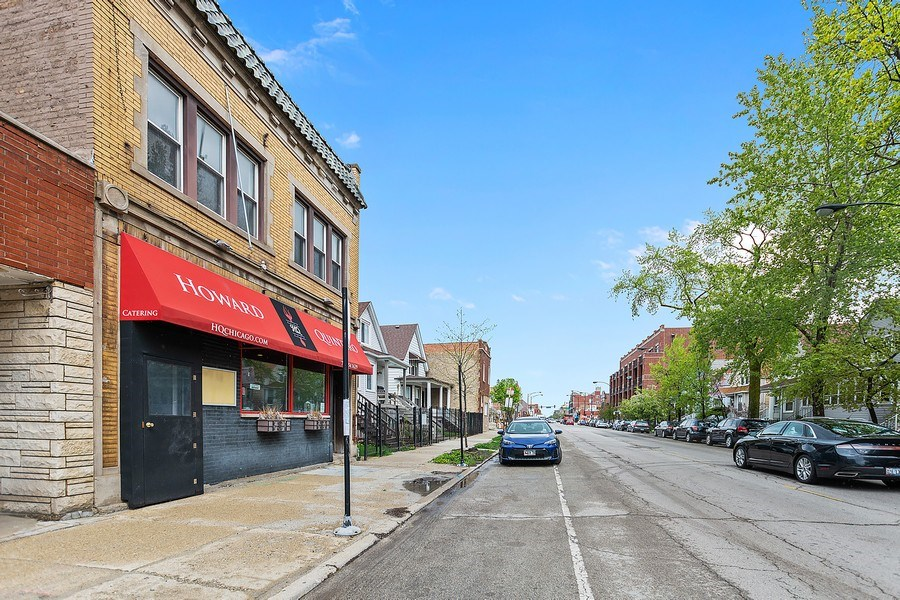Real Estate Photography - 4114 N Kedzie Ave, Chicago, IL, 60618 - Front View