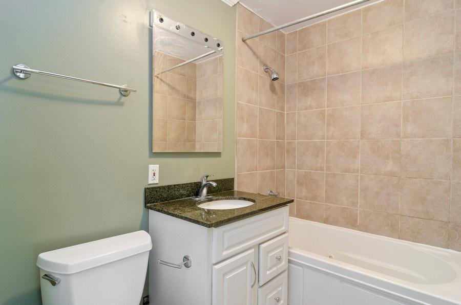 Real Estate Photography - 1455 N Sandburg Terrace, Unit 804, Chicago, IL, 60610 - Bathroom