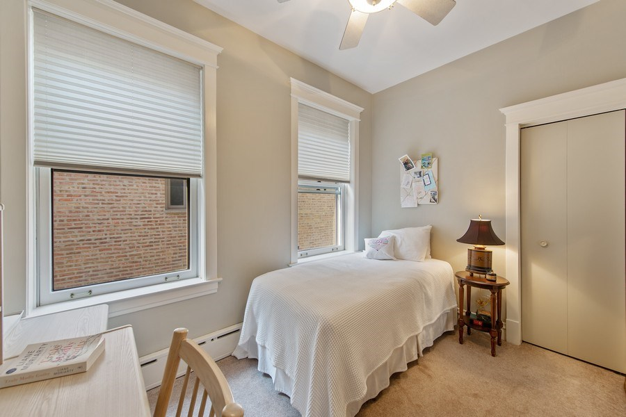 Real Estate Photography - 3224 S Union Avenue, Chicago, IL, 60616 - 2nd Bedroom