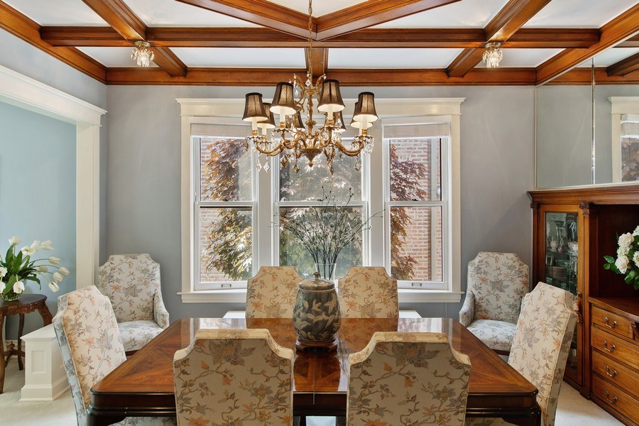 Real Estate Photography - 3224 S Union Avenue, Chicago, IL, 60616 - Dining Room