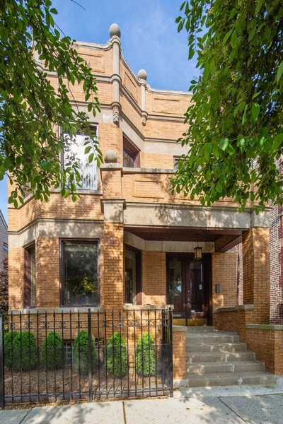 Real Estate Photography - 3224 S Union Avenue, Chicago, IL, 60616 - Front View