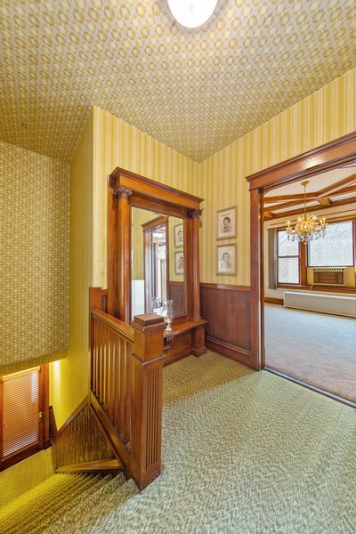 Real Estate Photography - 3224 S Union Avenue, Chicago, IL, 60616 - Hallway