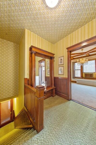 Real Estate Photography - 3224 S Union Avenue, Chicago, IL, 60616 - Hallway