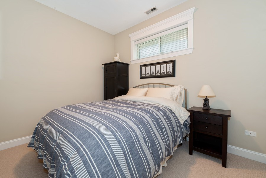 Real Estate Photography - 3316 North Clifton Ave, Unit 1, Chicago, IL, 60657 - Second Bedroom