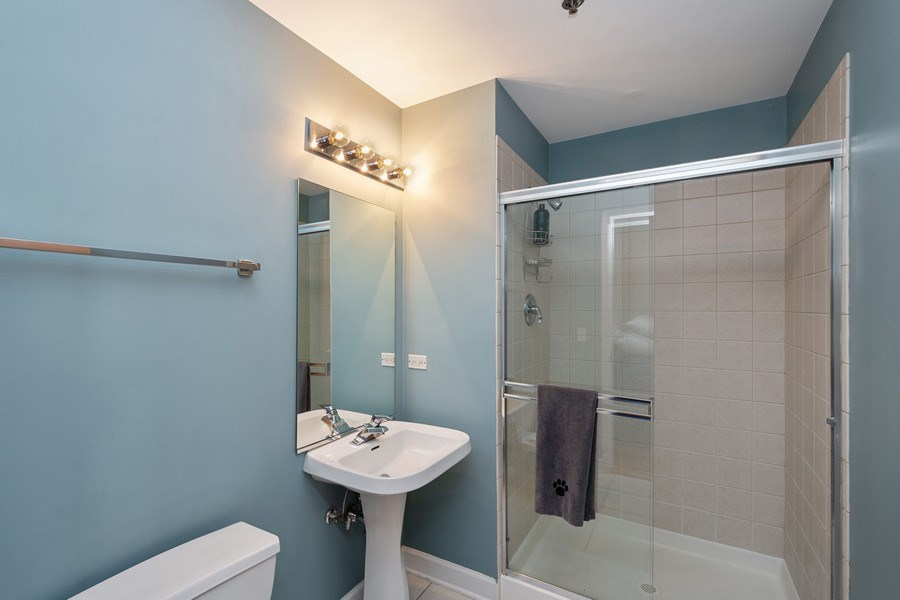 Real Estate Photography - 1529 S State St, Unit 13B, Chicago, IL, 60616 - Bathroom