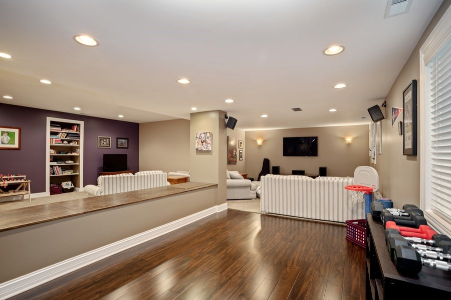 Real Estate Photography - 928 S Dunton, Arlington Heights, IL, 60005 - Basement