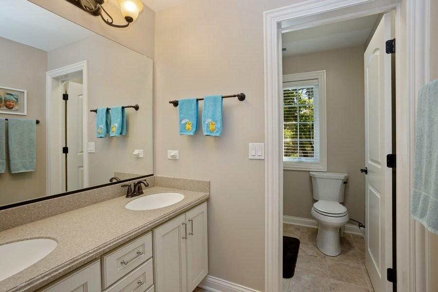 Real Estate Photography - 928 S Dunton, Arlington Heights, IL, 60005 - Bathroom