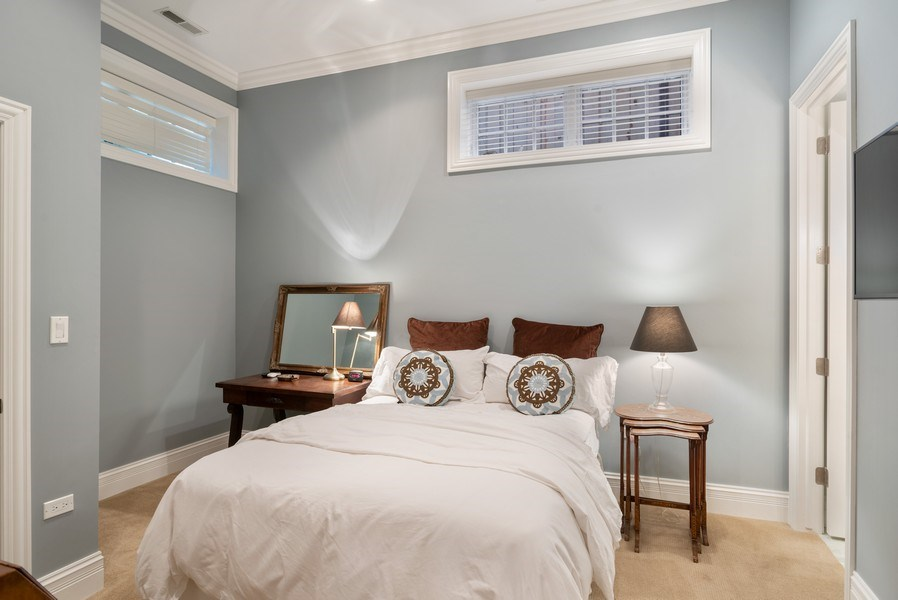 Real Estate Photography - 4200 N Oakley, Chicago, IL, 60618 - 5th Bedroom
