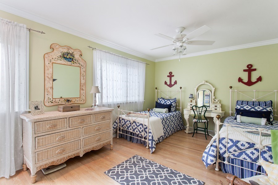 Real Estate Photography - 18 Highridge Rd, Willowbrook, IL, 60527 - 2nd Bedroom