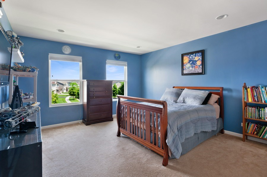 Real Estate Photography - 904 Chopin Place, Volo, IL, 60073 - 3rd Bedroom