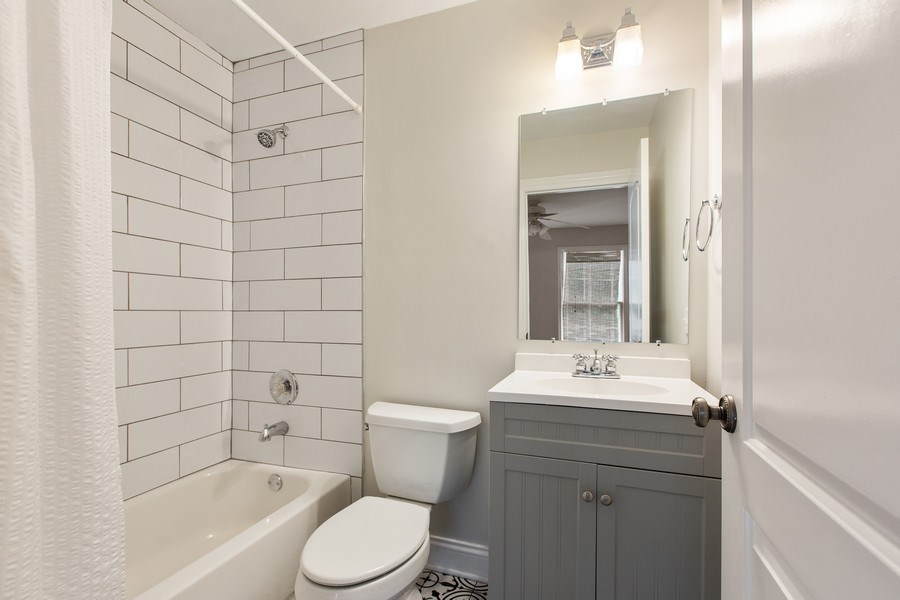 Real Estate Photography - 410 Traube Ave., Clarendon Hills, IL, 60514 - Bathroom 3