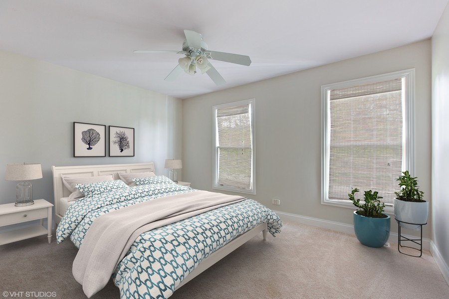 Real Estate Photography - 410 Traube Ave., Clarendon Hills, IL, 60514 - Bedroom 4