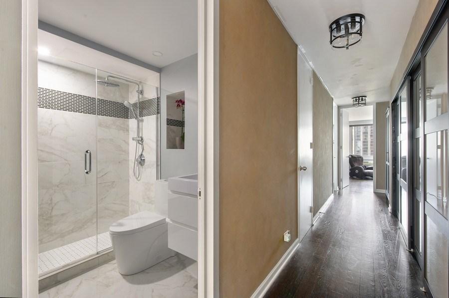 Real Estate Photography - 1440 N Lakeshore Drive Unit 12E, Chicago, IL, 60610 - Hallway
