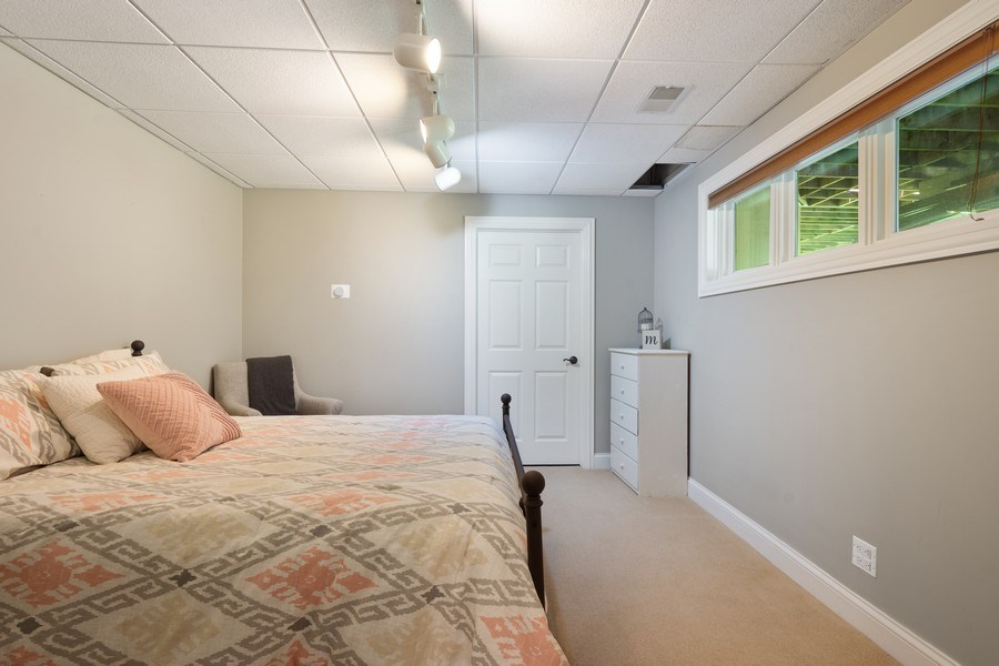 Real Estate Photography - 21514 W Hummingbird Court, Kildeer, IL, 60047 - 5th Bedroom in Basement