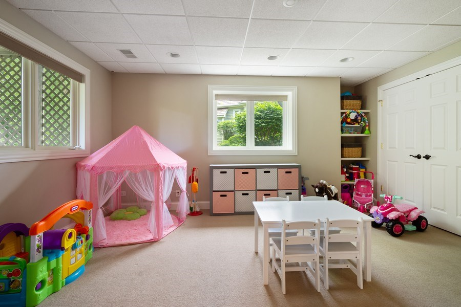 Real Estate Photography - 21514 W Hummingbird Court, Kildeer, IL, 60047 - Play Room