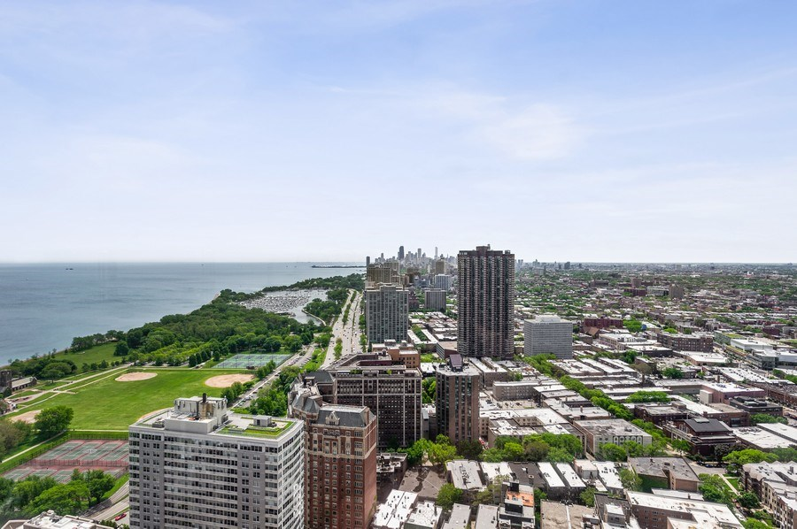 Real Estate Photography - 655 W Irving Park Unit 4601, Chicago, IL, 60613 - View