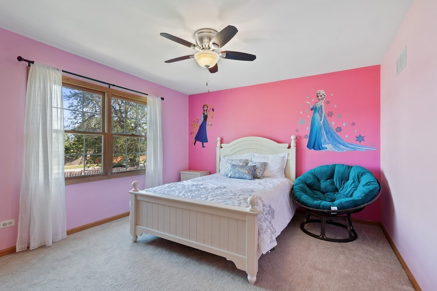 Real Estate Photography - 17 Yukon Ct, Bolingbrook, IL, 60490 - 3rd Bedroom