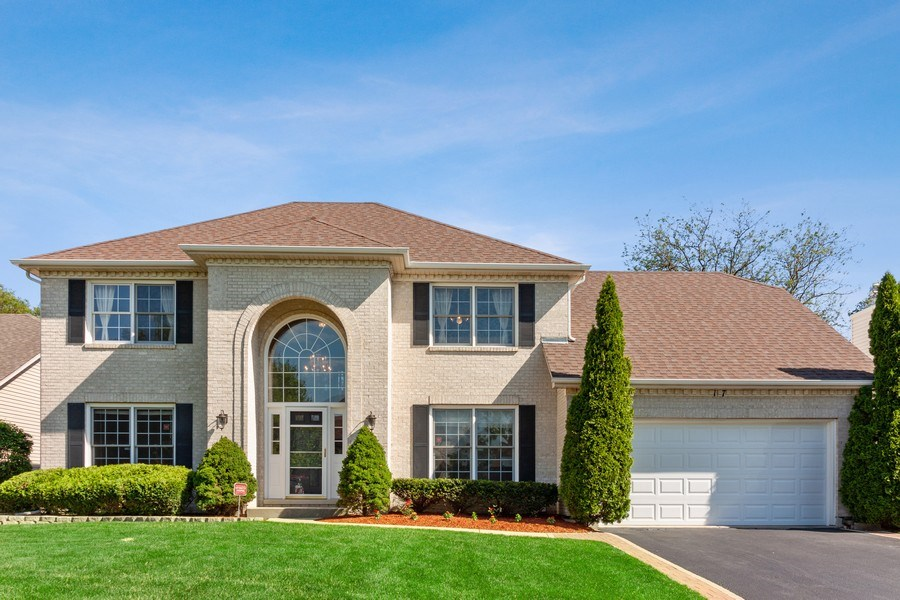 Real Estate Photography - 17 Yukon Ct, Bolingbrook, IL, 60490 - Front View