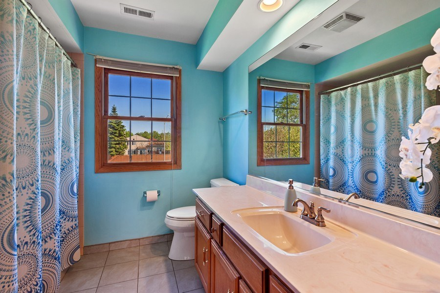 Real Estate Photography - 17 Yukon Ct, Bolingbrook, IL, 60490 - Bathroom