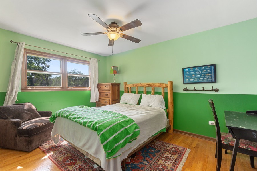 Real Estate Photography - 7701 Blackberry Lane, Willowbrook, IL, 60527 - Bedroom 2