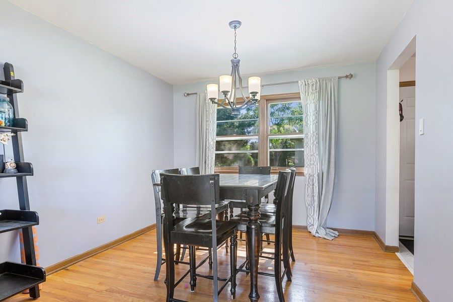 Real Estate Photography - 7701 Blackberry Lane, Willowbrook, IL, 60527 - Dining Room