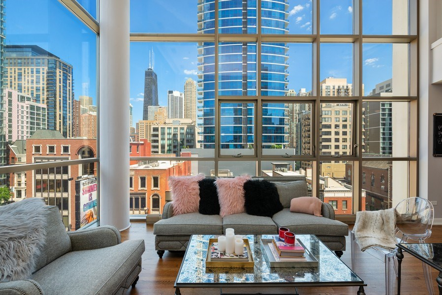 Real Estate Photography - 150 W. Superior St., 702, Chicago, IL, 60654 - View