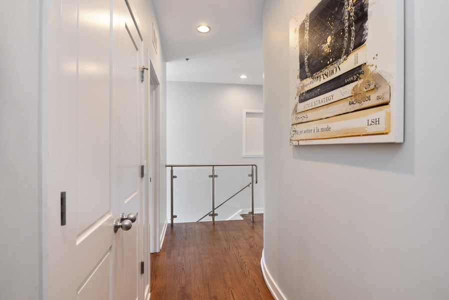 Real Estate Photography - 150 W. Superior St., 702, Chicago, IL, 60654 - Hallway