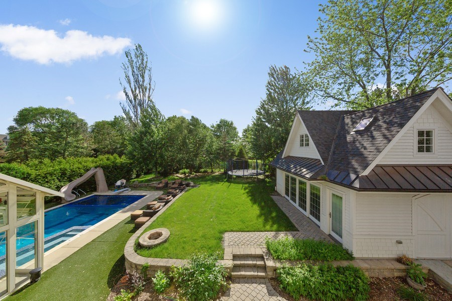 Real Estate Photography - 6012 Sedgley Ct, Burr Ridge, IL, 60527 - View