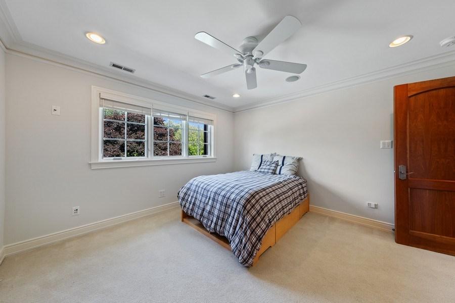 Real Estate Photography - 6012 Sedgley Ct, Burr Ridge, IL, 60527 - 3rd Bedroom