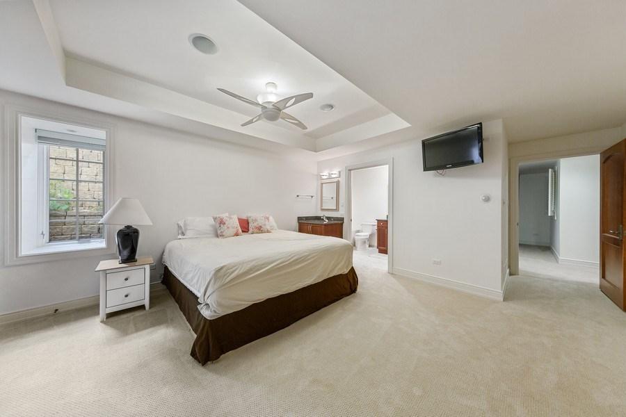Real Estate Photography - 6012 Sedgley Ct, Burr Ridge, IL, 60527 - 4th Bedroom