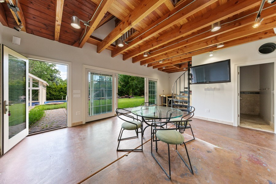 Real Estate Photography - 6012 Sedgley Ct, Burr Ridge, IL, 60527 - Guest House