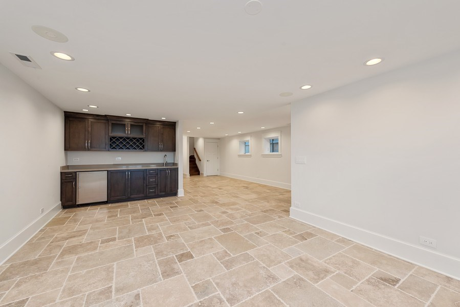 Real Estate Photography - 2342 W Melrose St, Chicago, IL, 60618 - Recreational Area