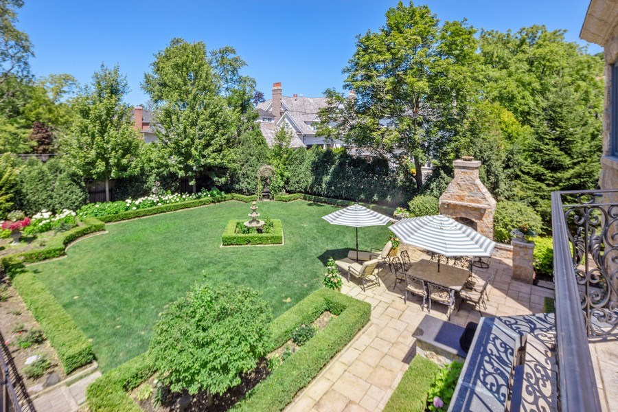 Real Estate Photography - 618 S Park Ave., Hinsdale, IL, 60521 - View