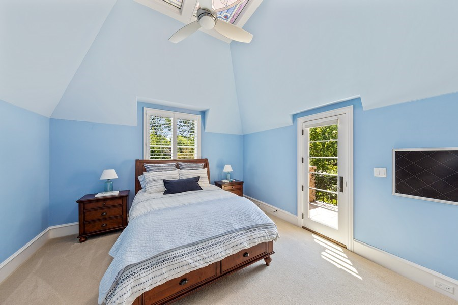 Real Estate Photography - 618 S Park Ave., Hinsdale, IL, 60521 - Bedroom # 2