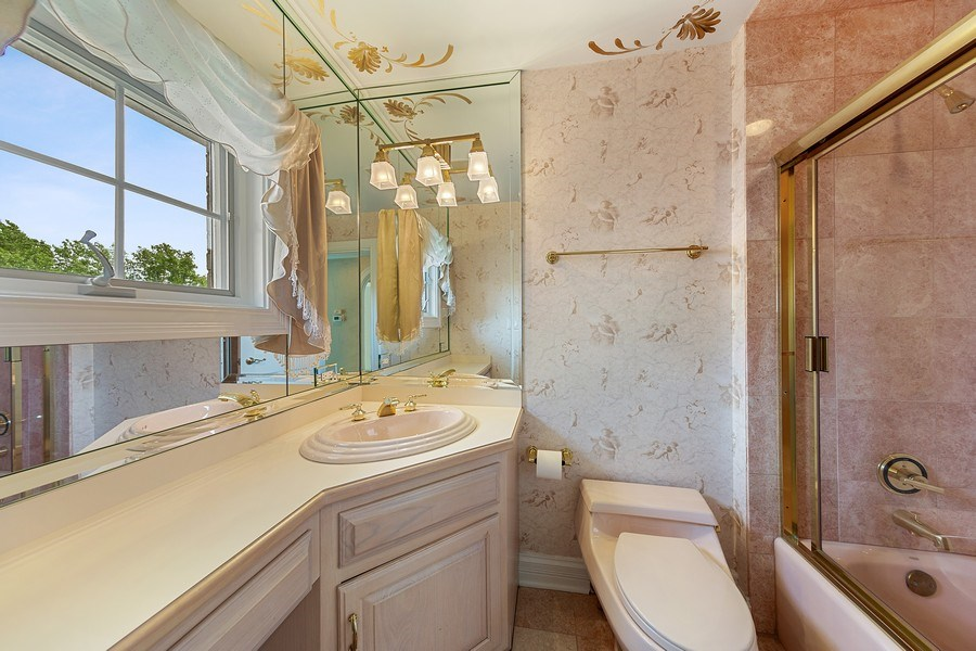 Real Estate Photography - 501 Ambriance Dr, Burr Ridge, IL, 60527 - Bathroom # 2