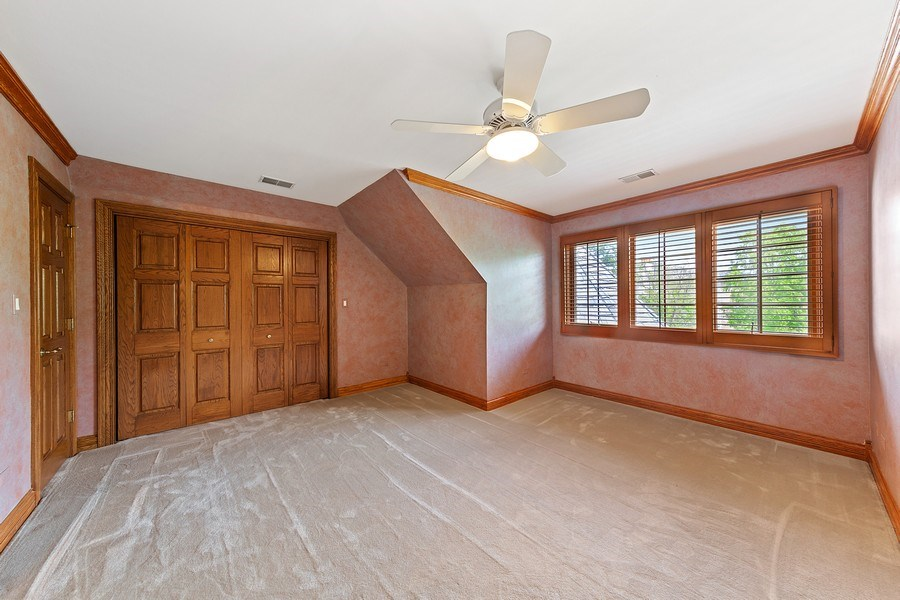 Real Estate Photography - 501 Ambriance Dr, Burr Ridge, IL, 60527 - Bedroom # 4