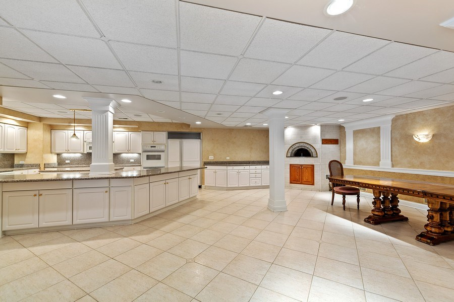Real Estate Photography - 501 Ambriance Dr, Burr Ridge, IL, 60527 - Lower Level