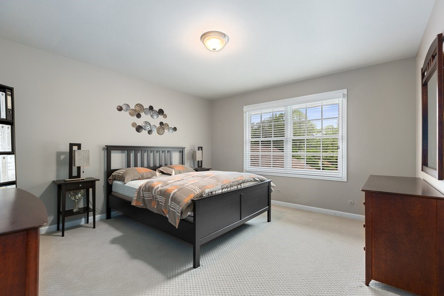 Real Estate Photography - 305 Columbine Drive, Clarendon Hills, IL, 60514 - Bedroom 2