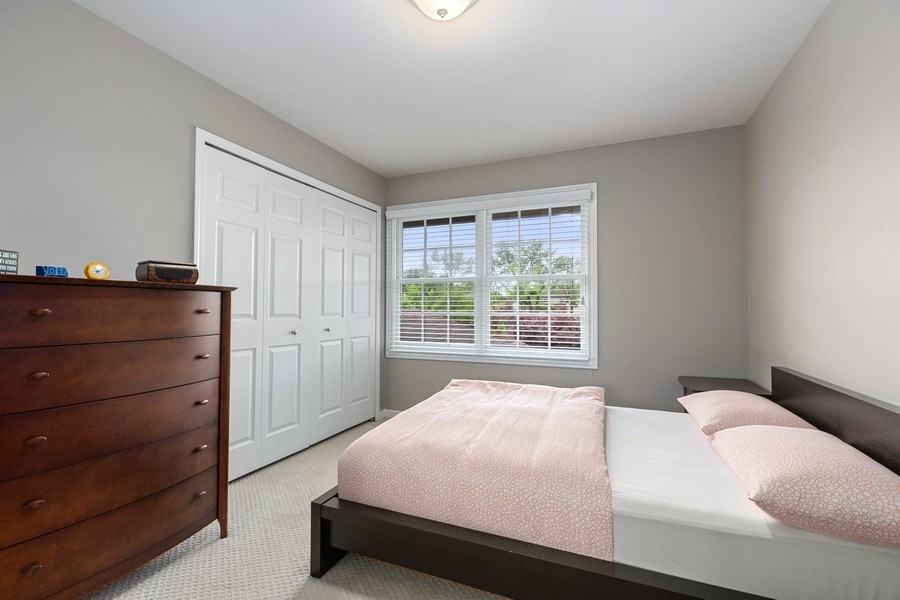 Real Estate Photography - 305 Columbine Drive, Clarendon Hills, IL, 60514 - Bedroom 3