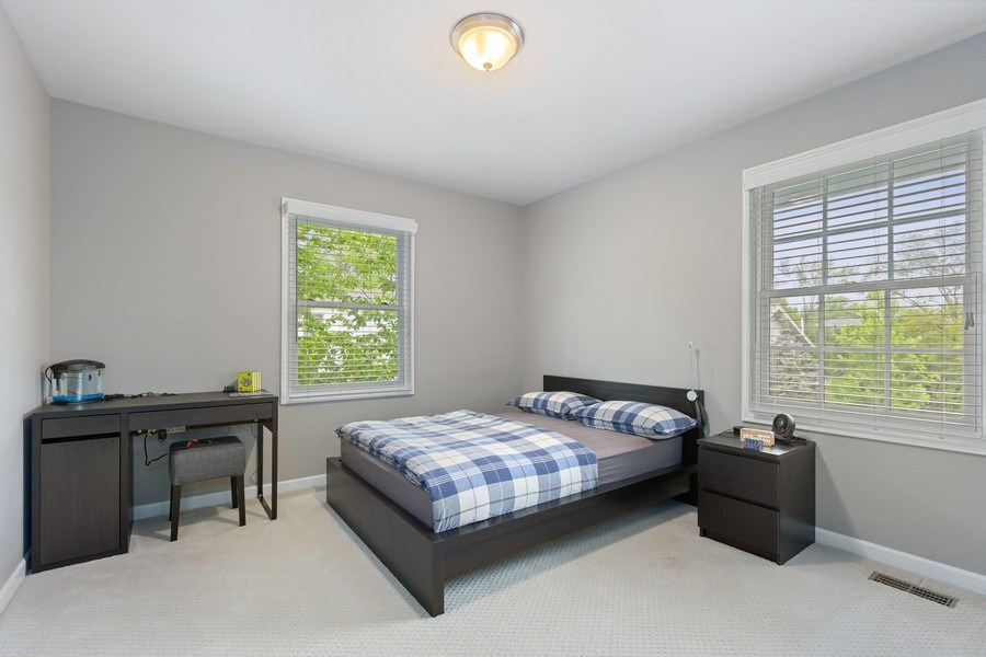 Real Estate Photography - 305 Columbine Drive, Clarendon Hills, IL, 60514 - Bedroom 4