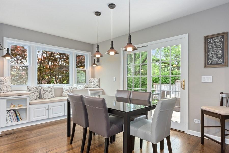 Real Estate Photography - 305 Columbine Drive, Clarendon Hills, IL, 60514 - Breakfast Area