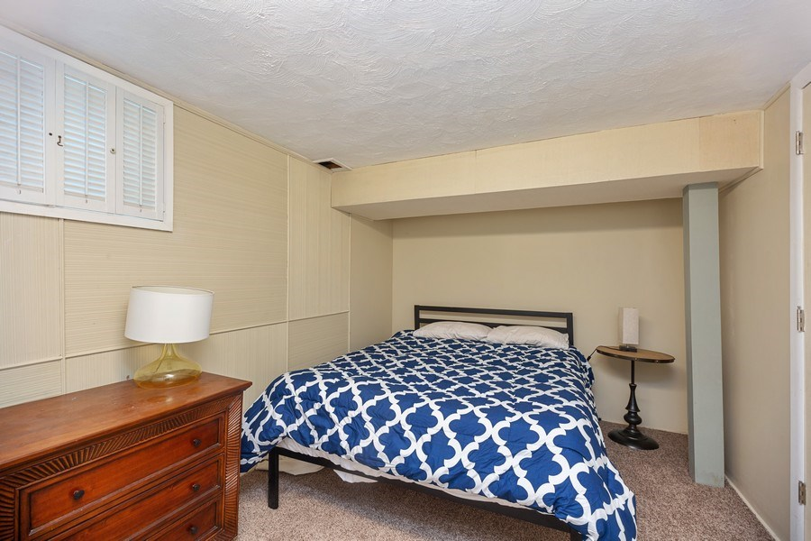 Real Estate Photography - 1513 Hoffman Ave, Park Ridge, IL, 60068 - 2nd Bedroom