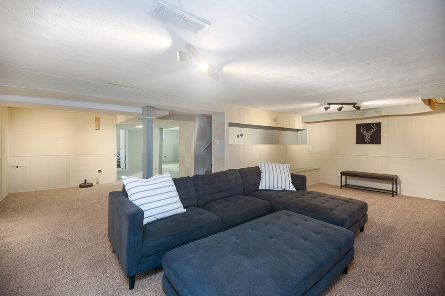 Real Estate Photography - 1513 Hoffman Ave, Park Ridge, IL, 60068 - Basement